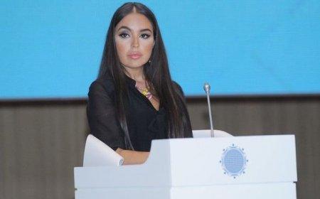 Leyla Əliyeva Beynəlxalq İnformatika Olimpiadasının açılış mərasimində