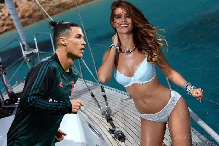 Ronaldodan sonra yeni futbolçu sevgili