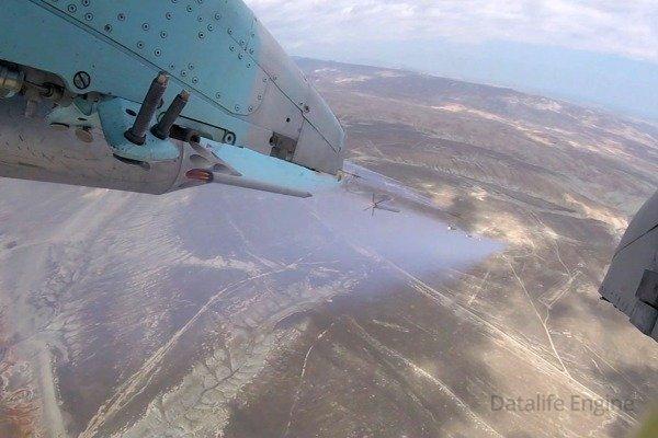 Azərbaycan HHQ-nin aviasiyası döyüş atışlı taktiki-uçuş təlimləri keçirib