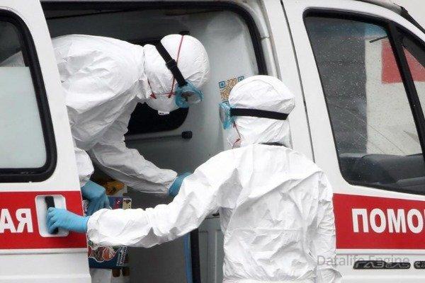 Rusiyada 400-dən çox jurnalist koronavirusa yoluxub