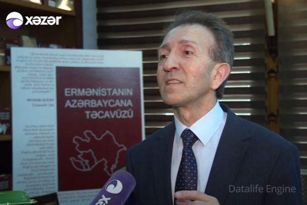 Ermənistan tarixi Azərbaycan torpağında yaradılıb
