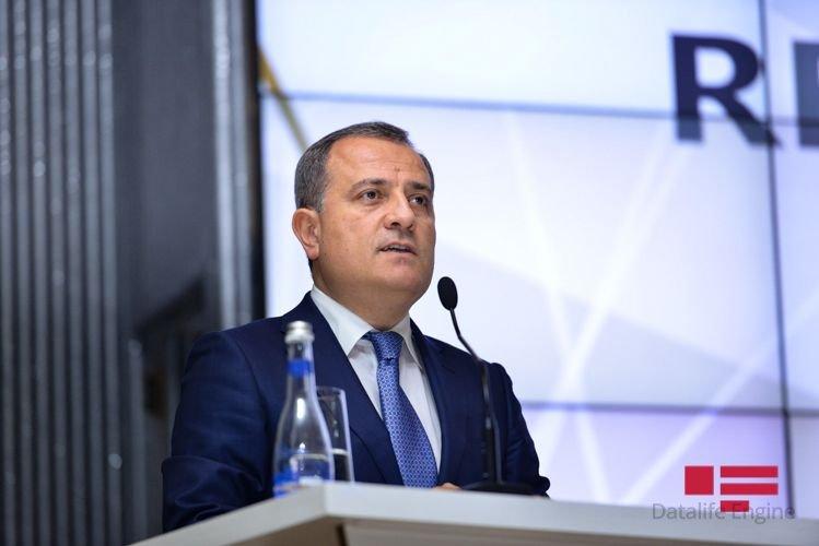 Ceyhun Bayramov Xarici işlər naziri təyin edildi