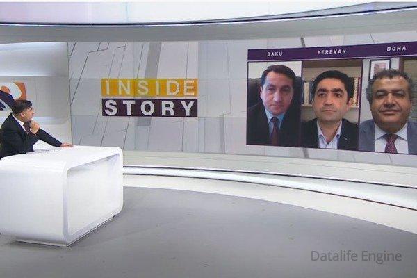 Azərbaycan Prezidentinin köməkçisi Paşinyanın sabiq müşaviri ilə debata çıxıb - VİDEO