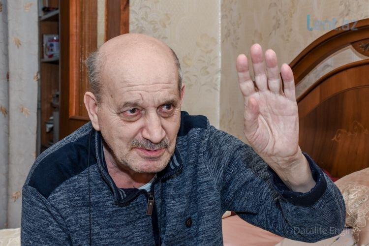 Təbriksiz, qonaqsız, yataqda keçən ad günü - Xalq artisti 72 yaşında