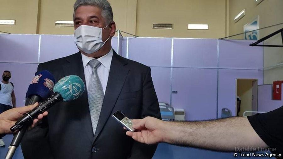 Azad Rəhimov: Çox istərdik ki, idman kompleksləri yenidən idman fəaliyyətinə qayıtsın