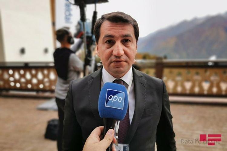 """""""Paşinyanın BBC-yə müsahibəsində ədalətli jurnalistika gördük"""