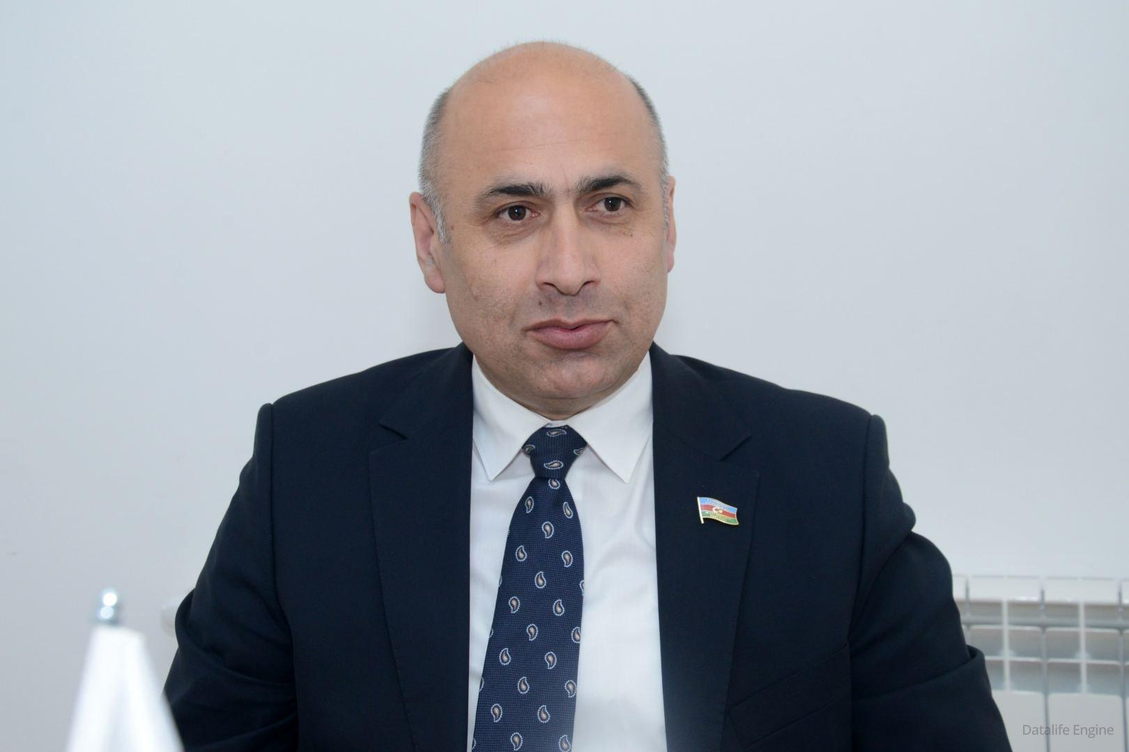 BMT-nin iclasında Prezident İlham Əliyevin çıxışı Azərbaycanın bir daha dünyada söz sahibi olduğunu göstərdi - Deputat