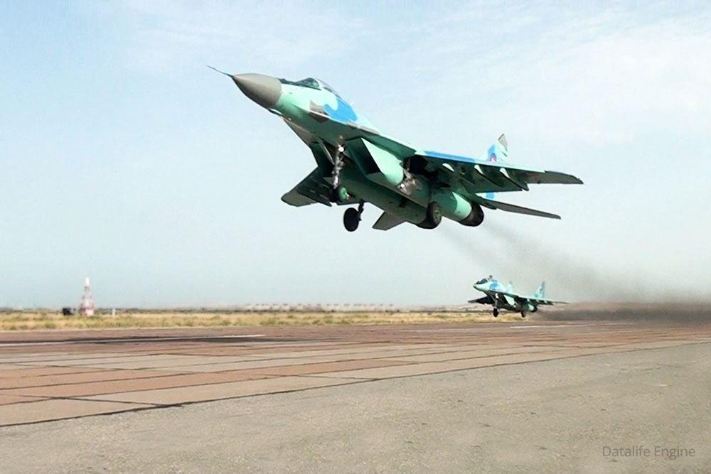 Hərbi Hava Qüvvələrimizin aviasiya vasitələrinin tərkibində F-16 qırıcıları mövcud deyil - MN