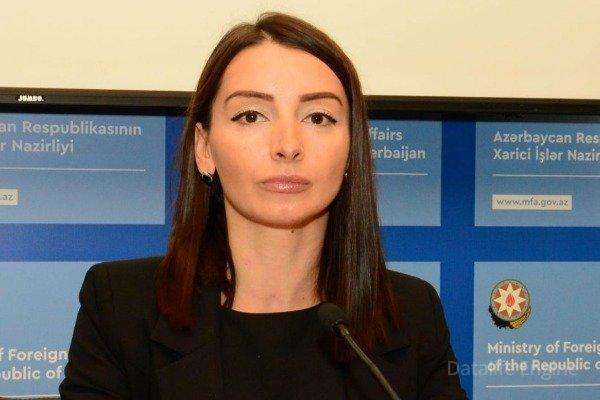 Leyla Abdullayeva: 24 mülki şəxs ermənilərin atəşi nəticəsində qətlə yetirilib
