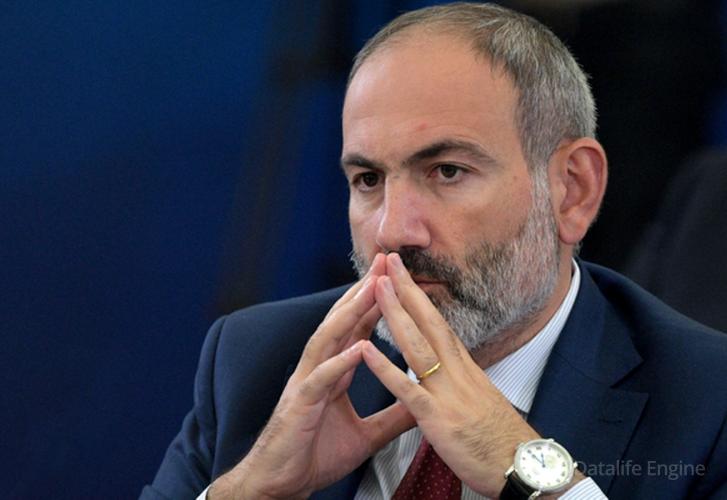 Paşinyan növbəti dəfə Gürcüstan ərazilərinə iddia edib