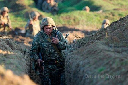 Ermənistan ordusunda ruh düşkünlüyü gündən-günə artır