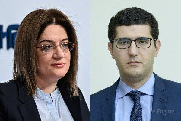 Ermənistanda istefa dalğası: daha iki nəfər işdən azad edildi