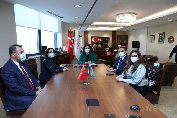 Azərbaycan Türkiyə ilə birlikdə vaksin əldə etmə imkanlarını müzakirə edib