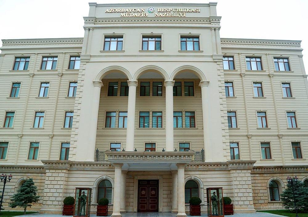 Xocavənddə qanunsuz erməni silahlı qrupu ordumuza hücum edib, şəhid və yaralı var- MN