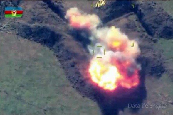 Azərbaycanın pilotsuz uçuş aparatları müasir müharibələrin strategiyasını dəyişdi