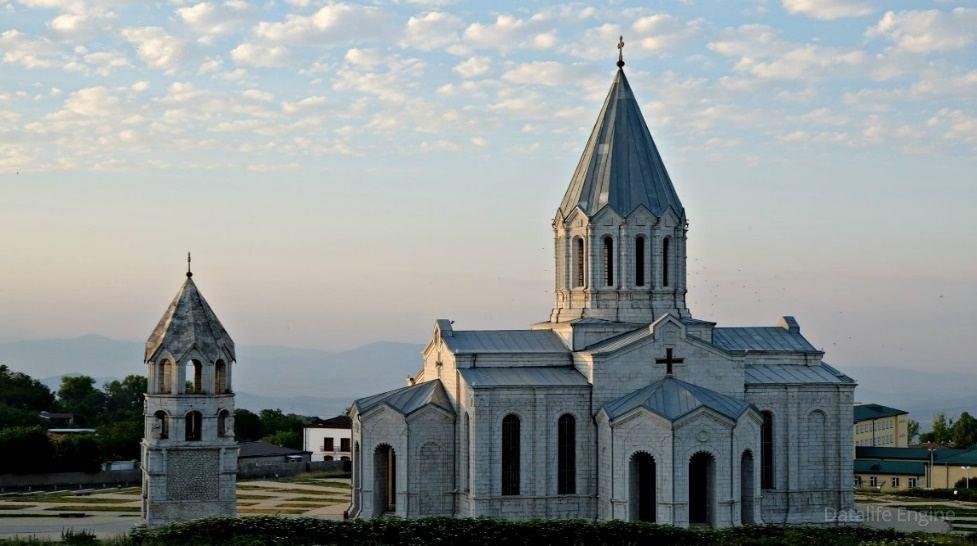 Şuşada erməni kilsəsi olmayıb - Tarixi FAKTLAR (FOTO)