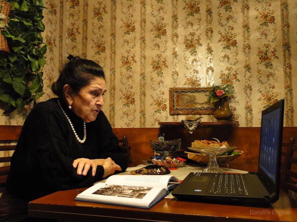 2 nömrəli Uşaq-Gənclər İnkişaf Mərkəzinin təşkilatçılığı ilə Xalq artisti Roza xanım Cəlilova ilə onlayn görüş keçirilmişdir