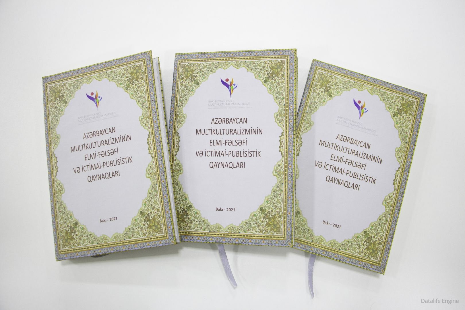 """""""Azərbaycan multikulturalizminin elmi-fəlsəfi və ictimai-publisistik qaynaqları"""" kitabı nəşr edilib"""