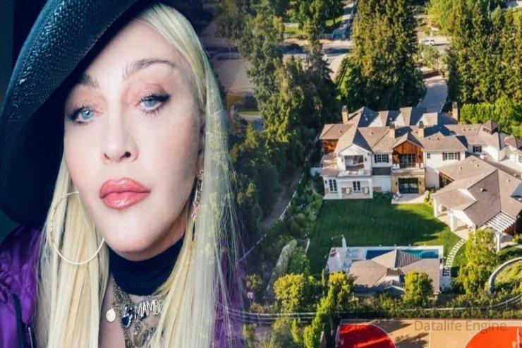 Madonna məşhur müğənninin evini aldı - AĞILAGƏLMƏZ QİYMƏTƏ