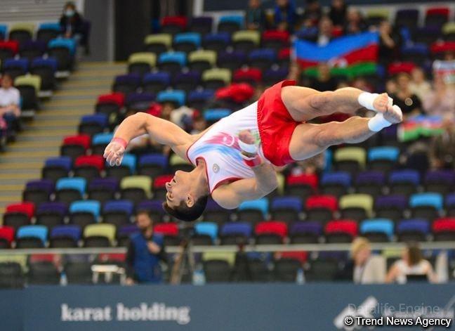 İsveçrədə İdman Gimnastikası üzrə Avropa Çempionatına start verilir