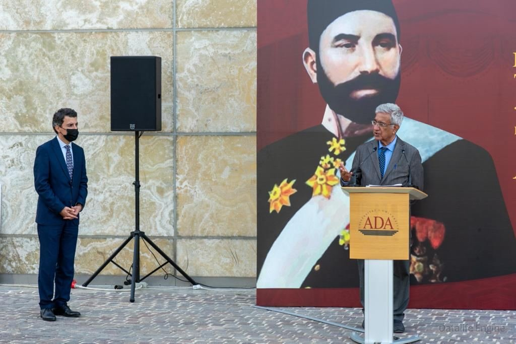 """ADA Universitetində """"Hacı Zeynalabdin Tağıyev"""" mükafatının təqdim edilməsi mərasimi olub"""
