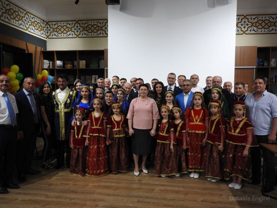 Dneprdə Azərbaycan Mədəniyyət Mərkəzi açılıb