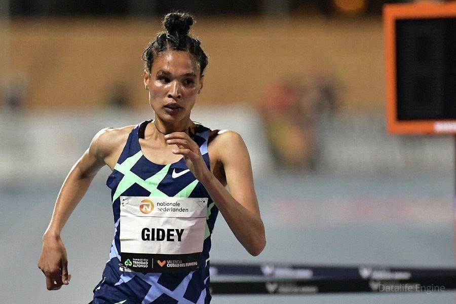 Efiopiyalı idmançı 10 min metrə qaçış üzrə dünya rekorduna imza atıb