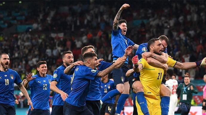 Avro-2020: İtaliya millisi Avropa çempionu oldu