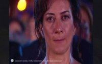 Arvadı Paşinyanın çıxışı zamanı ağladı… - FOTOLAR+VİDEO